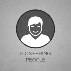 Pioneering people